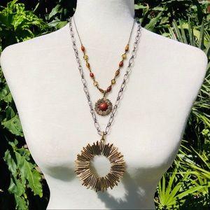 Lucky Brand necklace bundle